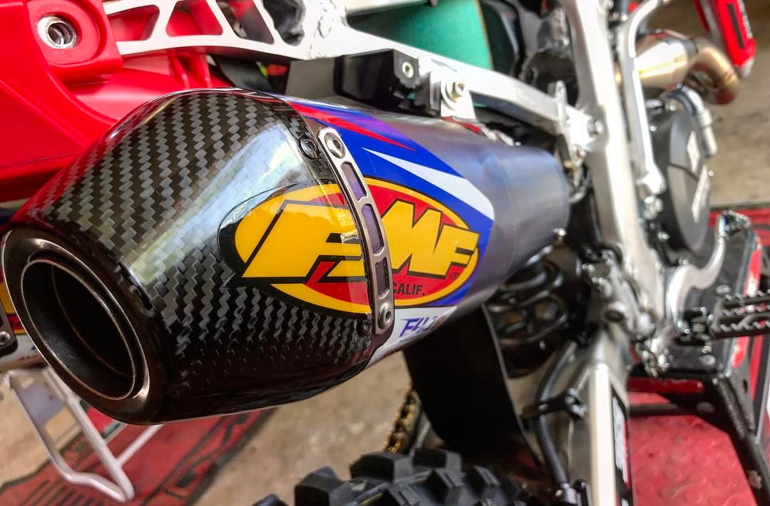 Four Stroke Exhaust