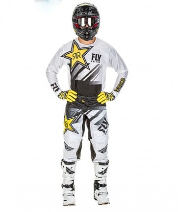 FLY Racing 2018.5 Kinetic Mesh Rockstar Racewear