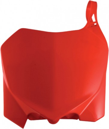 Acerbis Front Plate (Red)