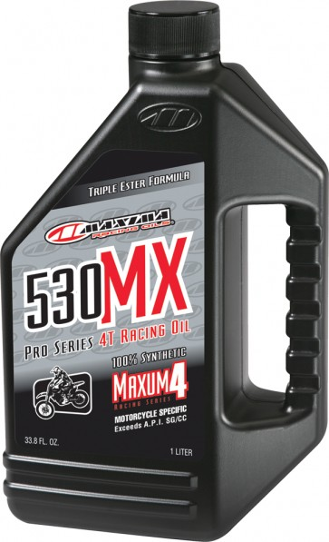 Maxima 530 MX 4T Racing Oil 1L
