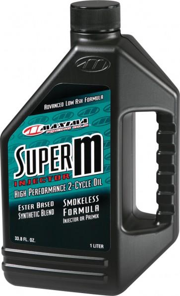 Maxima Super M Injector Oil Liter