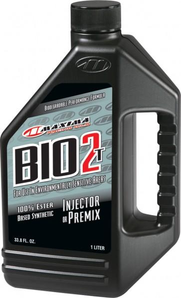 Maxima Bio 2T Biodegradable Injector Oil Liter
