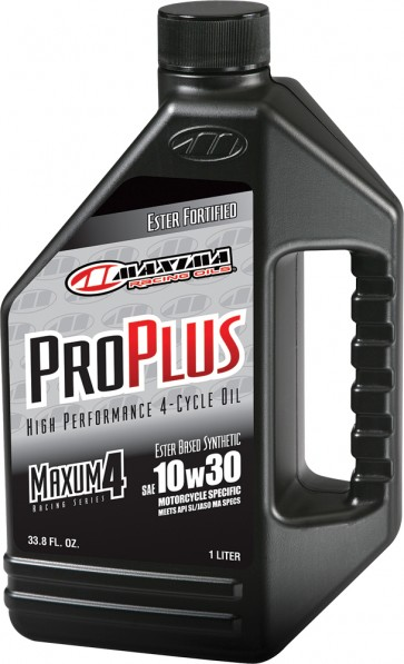 Maxima Maxum 4 Proplus 4-Cycle Oil 10W-30 1L