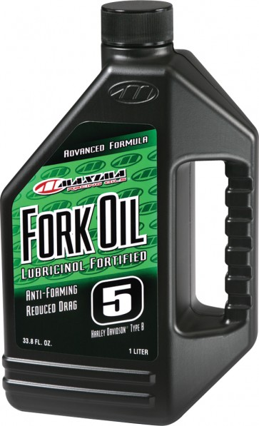 Maxima Fork Oil 5W 16OZ