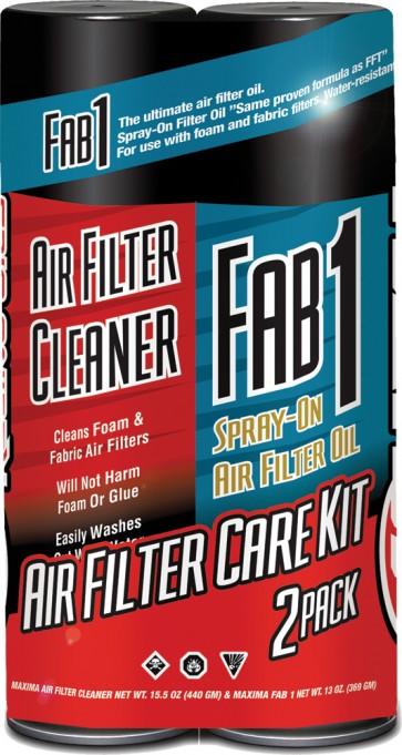 Maxima Air Filter Care Kit 2-Pk