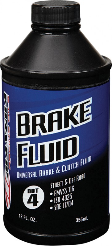 Maxima Brake Fluid Dot 4 12 OZ