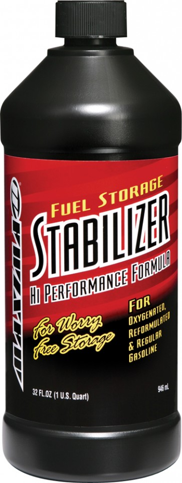 Maxima Fuel Storage Stabilizer 1QT