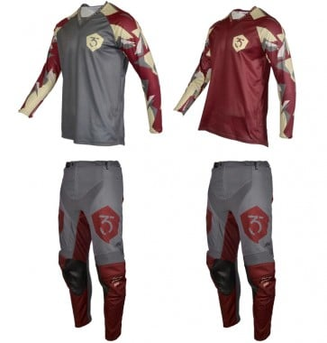 365MX Fragment Race Pant and Jersey Combo