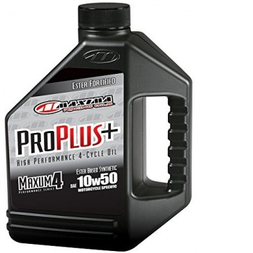 Maxima Maxum 4 Proplus 4-Cycle Oil 10W-50 128OZ