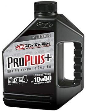 Maxima Maxum 4 Proplus 4-Cycle Oil 10W-50 128OZ
