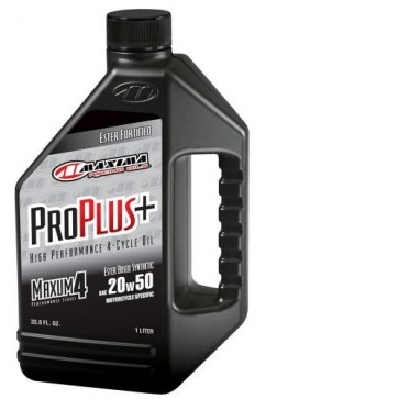 Maxima Maxum 4 Proplus 4-Cycle Oil 20W-50 1L