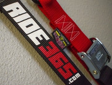 "RIDE365.com 1.5"" Tie Downs with Soft Tie"