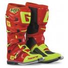 Red/Hi-Viz Yellow