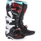 Black/Turquoise/White/Red