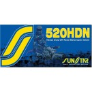SUNSTAR HD NON-SEALED CHAIN