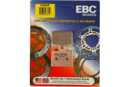 EBC Sintered R-Series Rear Brake Pads