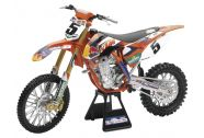 New Ray Toys Ryan Dungey Red Bull KTM 450SX-F 1:6 Scale