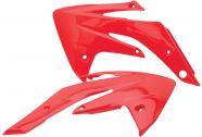 Acerbis Radiator Shrouds (Red)