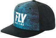 Fly Racing Noiz Hat OSFA Teal Black