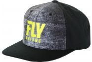 Fly Racing Noiz Hat OSFA Hi-Vis/Black