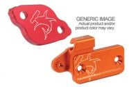 Hammerhead Master Cylinder Cover KTM Front Brembo Red
