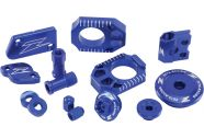 Zeta Billet Kit Yamaha Blue
