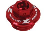 Zeta Oil Filler Plug (Red)