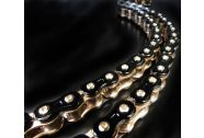 EK 3D GP Chain 520X120 (Black/Gold)