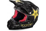 2018 FLY Racing F2 Carbon Rockstar Helmet