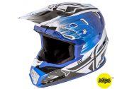 2018 FLY Racing Toxin Resin Helmet