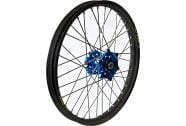 Talon Wheel 1.60X21 Dark Blue Hub Black Rim