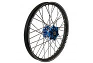 Talon Wheel 2.15X19 Dark Blue Hub Black Rim