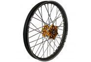 Talon Wheel 2.15X18 Gld Hub Blk Rim