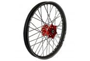 Talon Wheel 1.85X16 Red Hub Blk Rim