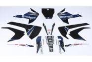 D'Cor Raceline Complete Kit Black