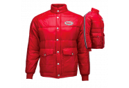 Bell Red Puffy Jacket