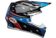 Bell Moto-9 MIPS Helmet, Tomac Replica 19 Eagle Gloss Red/Blue/Black