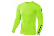 2018 Seven Youth Zero Blade Compression Flow Yellow