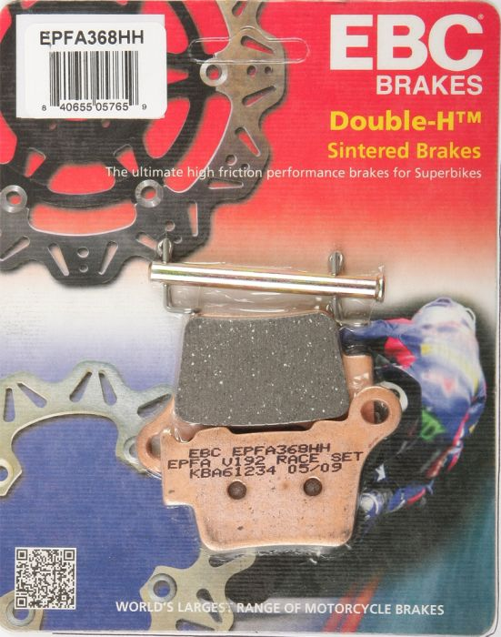 EBC Extreme Pro Rear Brake Pads