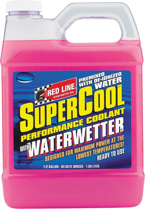 Red Line Supercool-Water Wetter 1/2 Gallon