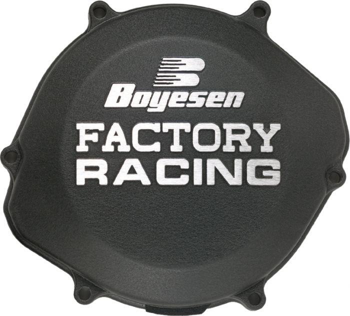 Boyesen CC-07XB Black Factory Racing Clutch Cover