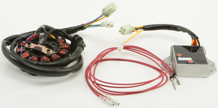 trail tech stator complete electrical system kits