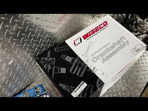 Wiseco Bottom End Rebuild Kit Crankshaft HONDA CRF150R 2007-2017 WPC149