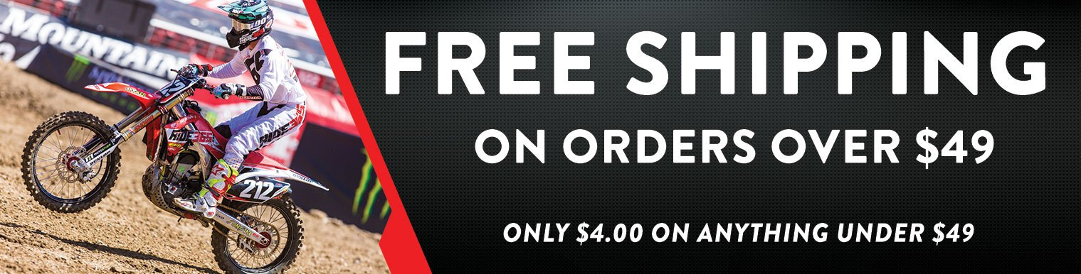 Ride365.com Free Shipping on orders over $49