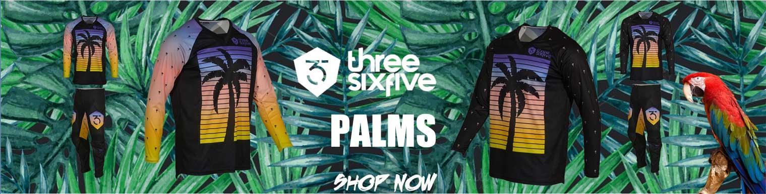 365MX Palms Race Gear
