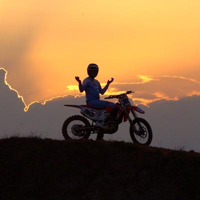 365 - Brett Cue Motocross Paradise - The Stewart Compound